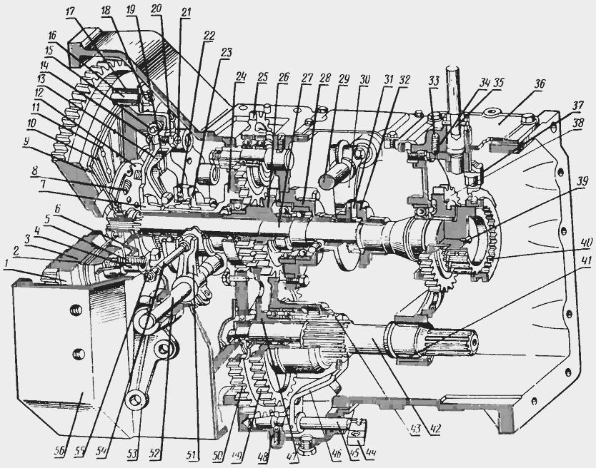 Схема Электрооборудования Мтз 80-82