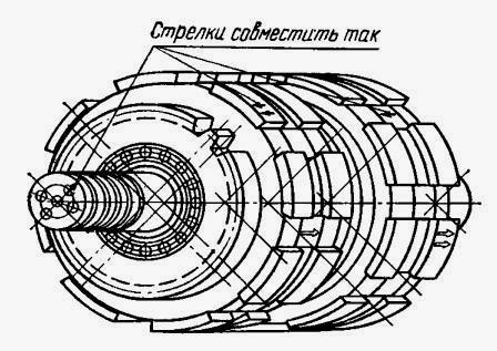 Коробка передач трактора МТЗ-1221